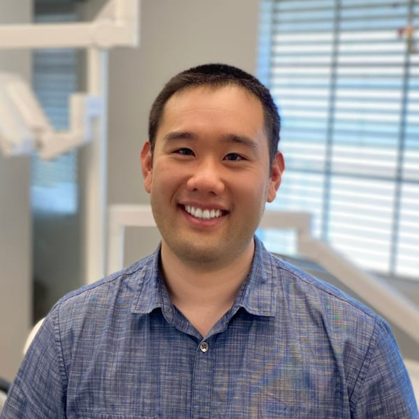 Dr. Patrick Suezaki at Suezaki Family Dentistry in San Jose, CA